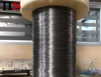 Nitinol Shape Memory Alloy wire | TITANIUM METAL