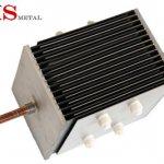 Titanium anode components factory direct sales