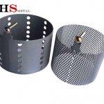 High Quality Platinum Coated Titanium Mesh Anode For Electrolysis