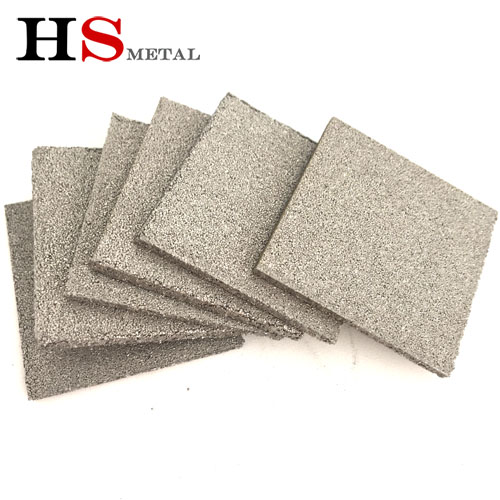 titanium foam fuel cell fundamentals