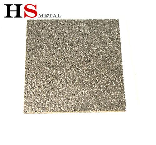 titanium foam bone porous materials