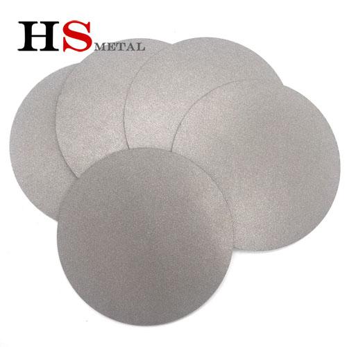 titanium porous