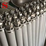 Titanium sintered filter | ti foam