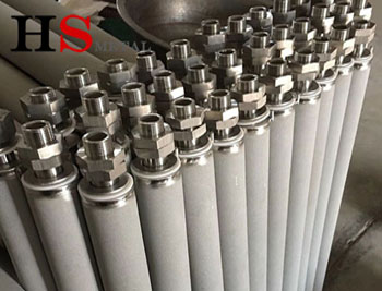 What are the uses of titanium filter?