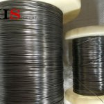 Smart Metal Alloys wire for fishing line