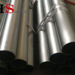 China factory exhaust astm b338 pure titanium threaded tube pipe
