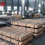 high pure Gr1 Gr2 Gr3 Gr5 Gr9 Gr12 titanium plate / sheet