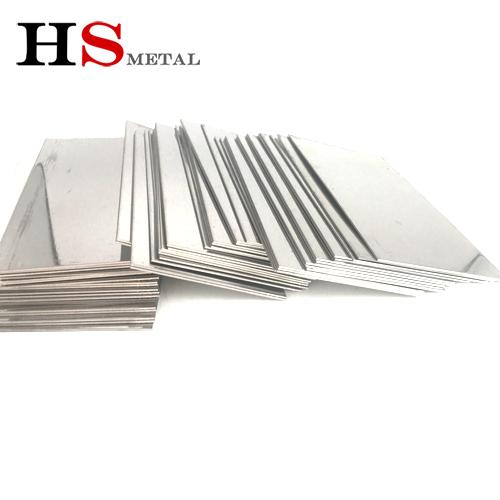 grade 5 titanium plate