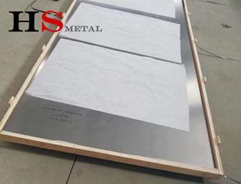 perforated titanium sheet in stock astm b265
